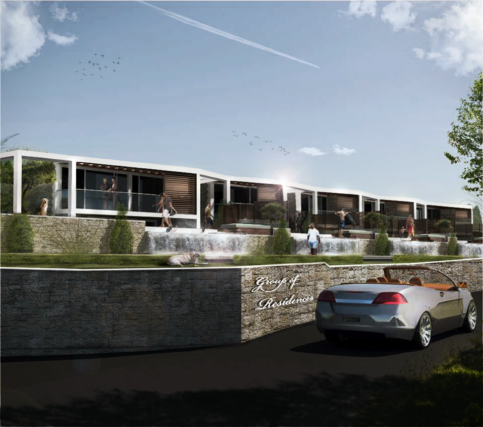 Plot 4.766m2 for sale in Plataria with building permit near the sea.165.000 Euro(017)