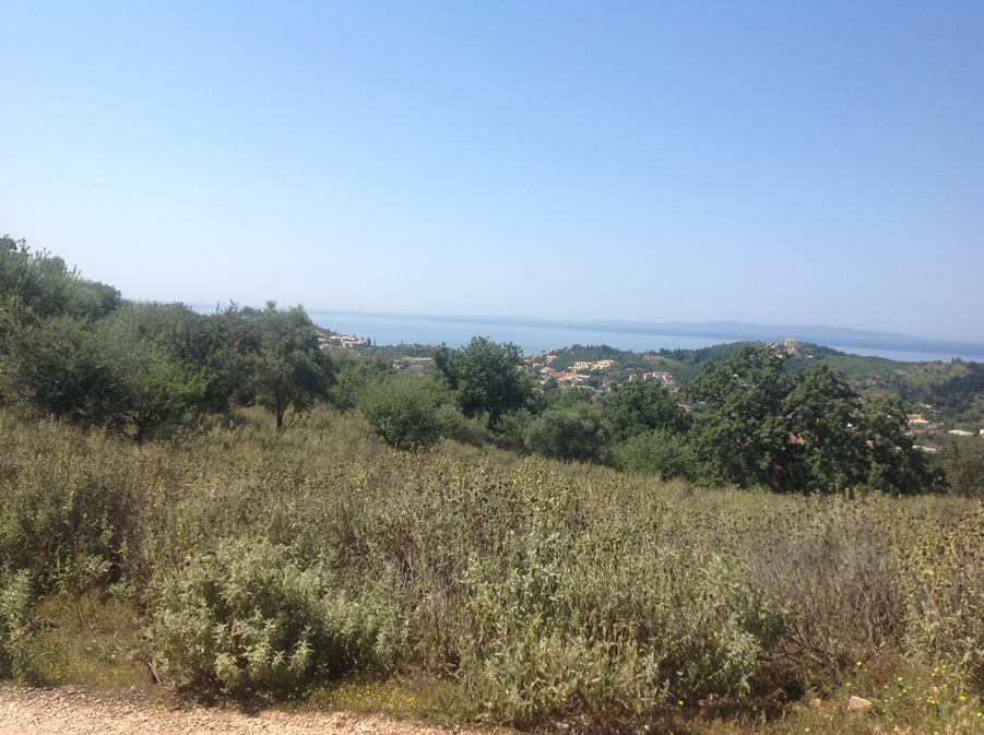 For sale plot of 7.250 m2