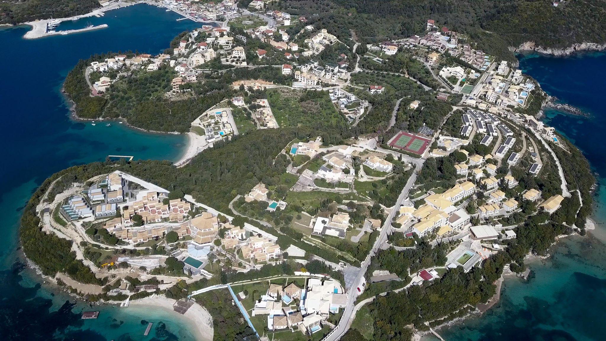 For sale sea view apartment 60m2 in Sivota 115.000 euro.(065)