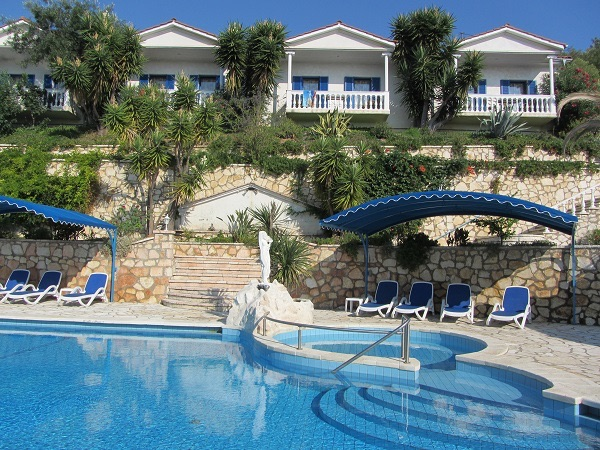 For sale Hotel  in Sivota Greece with amazing sea view and Swimming pool 1.500.000 Euro.