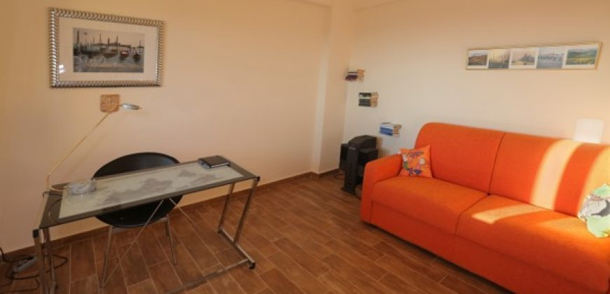 For sale furnished maisonette of 170 m² with private pool and panoramic view