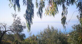 Panoramic plot for sale in Perdika € 65,000 (341)