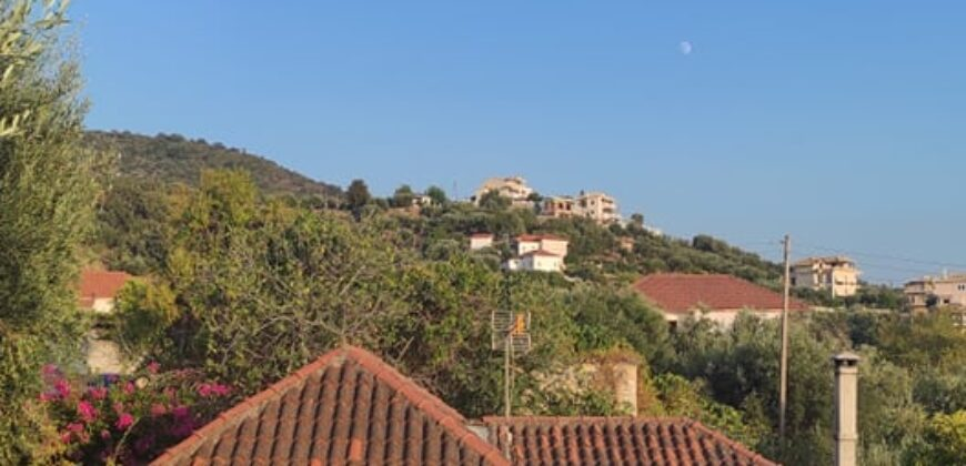 Picturesque house of 77 sq.m. for sale. in Sivota 150,000 € (514)